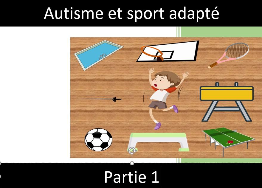 Autisme et sport (I): Une approche théorique du sport adapté