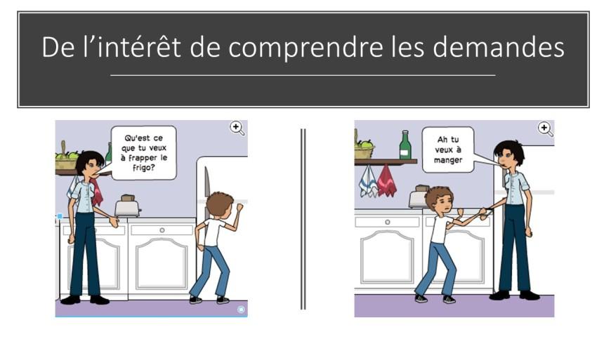 demande